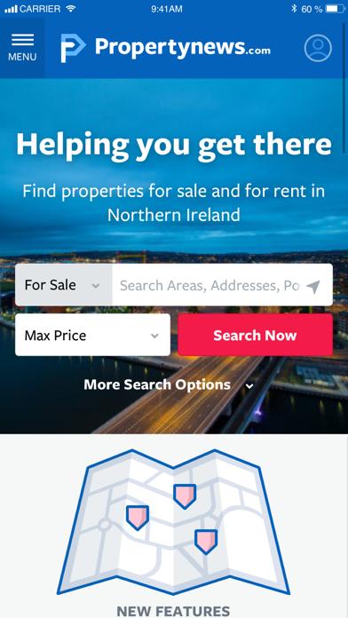 Propertynews screenshot one