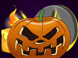 Amaze your friends with hundreds plus a bit scary emojis & stickers with halloween theme