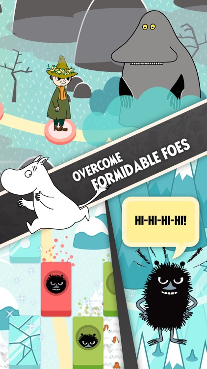 Moomin Quest screenshot-2