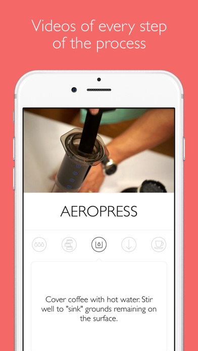 Screenshot for The Great Coffee App in United Arab Emirates App Store