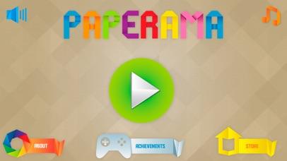 Paperama Screenshot on iOS