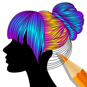 Color Therapy Adult Coloring Books app