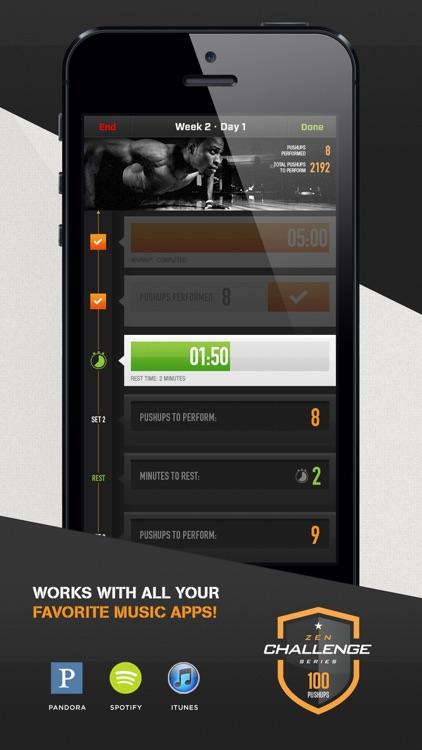 Push Ups Trainer Challenge screenshot-3