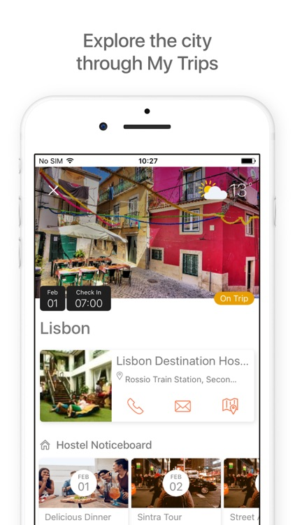 Hostelworld: Hostels & Hotels