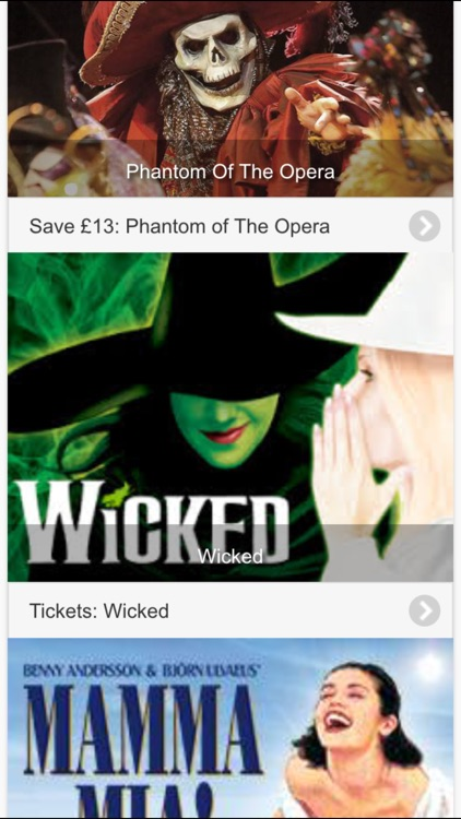 London Theatreland Tickets screenshot-3