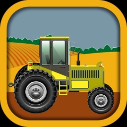 3D Farm Tractor Transport