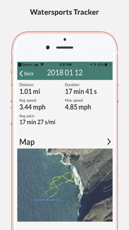 Watersports Tracker Whitewater screenshot-0