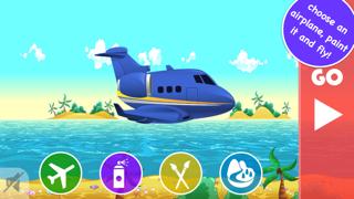 赤ちゃんのための飛行機レースのおすすめ画像2