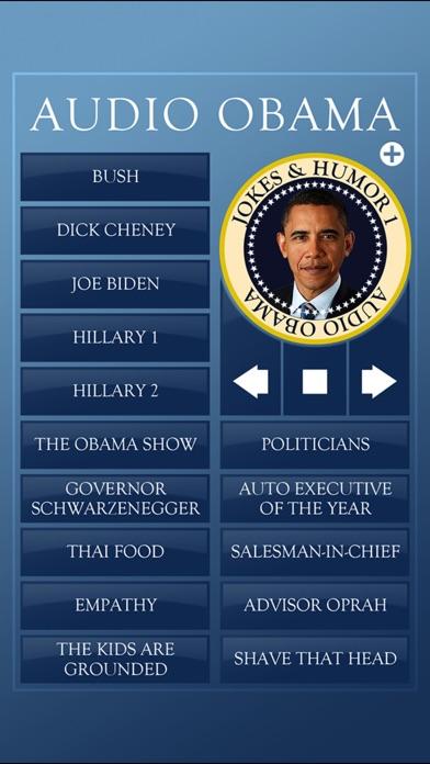Audio Obama - soundboard Скриншоты5