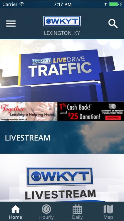 WKYT Weather+Traffic screenshot-3