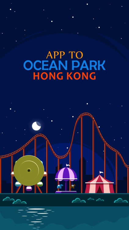 App to Ocean Park Hong Kong