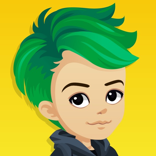 #ME: Avatars, Games & Friends iOS App
