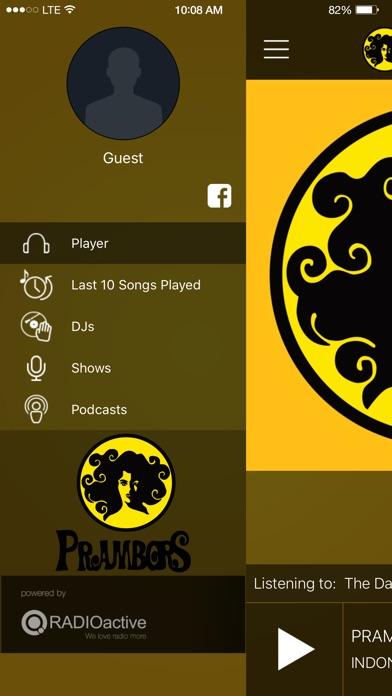 Prambors FM iPhone