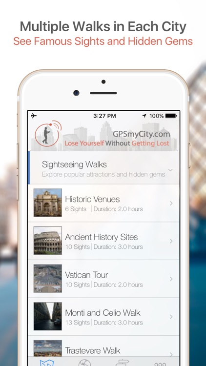 Varna Map & Walks (F) screenshot-0