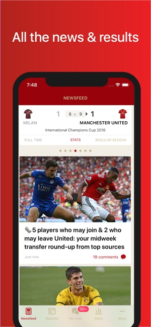 Football Nation — Goals & News on the App Store