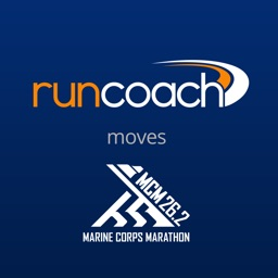 Runcoach Moves Marine Corps