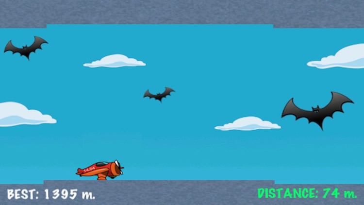Flappy Plane -the Original
