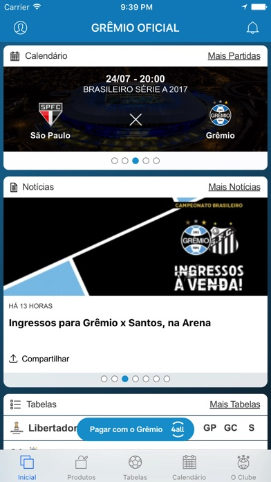 Baixar Grêmio FBPA - Oficial para Android