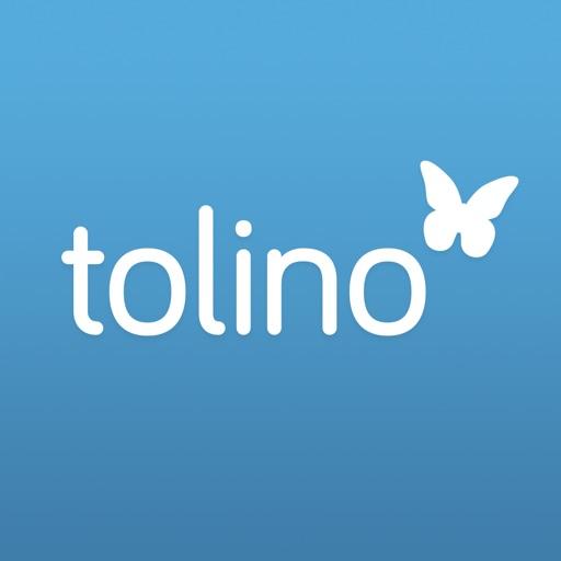 tolino reading app