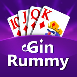Gin Rummy ⋆ Classic Card Game
