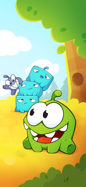 cut the rope 2 om nom s quest v app store