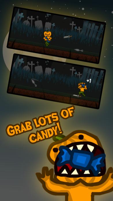 Pumpkinman - Spooky Survival screenshot two