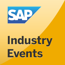 SAP Industry Events