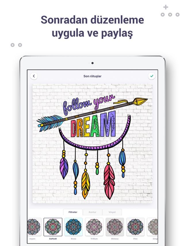 Benim Için Boyama Kitabı App Storeda