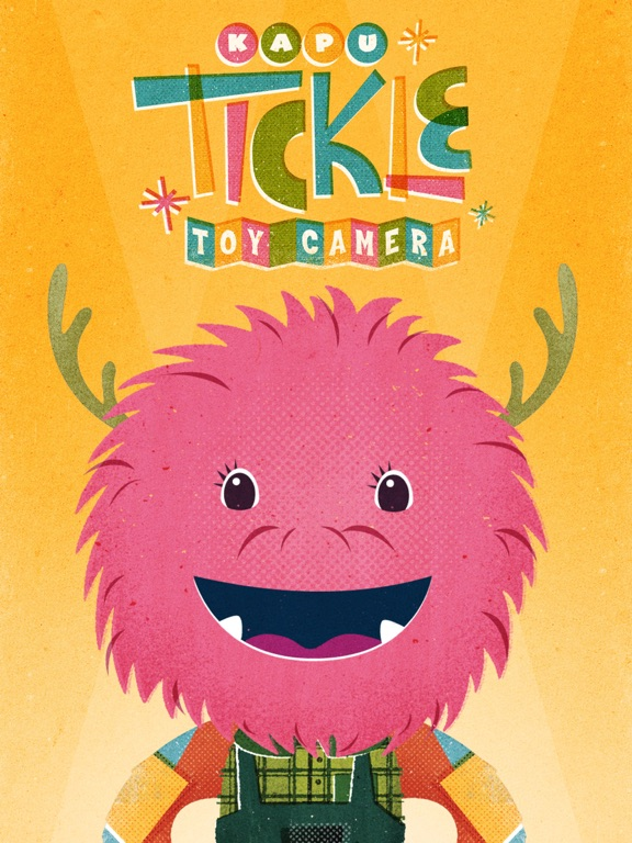 Kapu Tickle Toy Camera screenshot 6