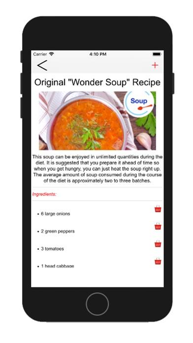 GM Diet - 7 Day Diet Plan screenshot three
