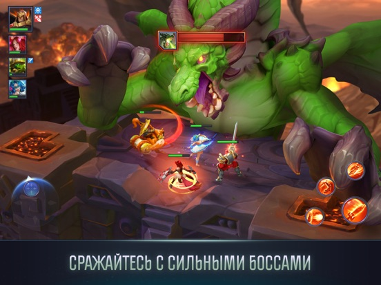 Dungeon Hunter. Чемпионы на iPad
