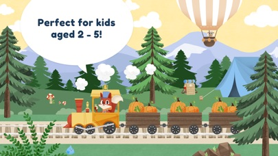 Little Fox Train Adventures Screenshot 3
