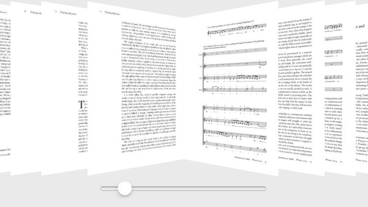The Musical Times screenshot-4