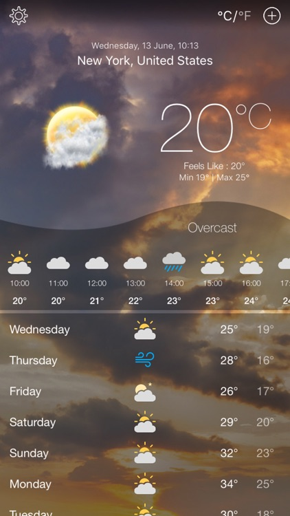 Weather · screenshot-0
