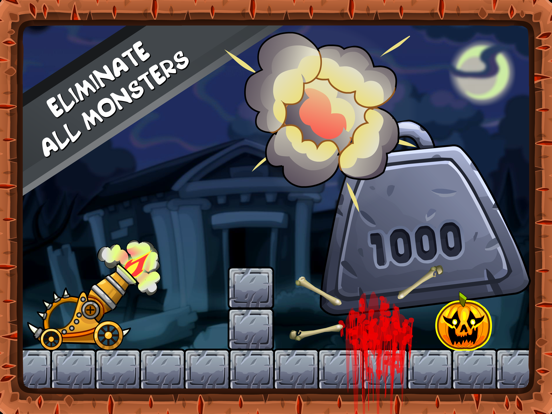 Roly Poly Monsters screenshot 7