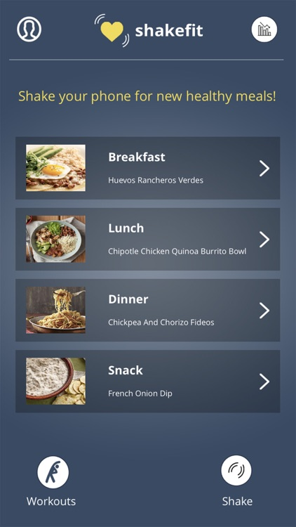 Meal Prep Weight Loss Tracker