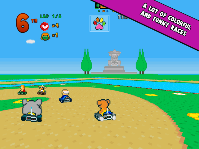 ‎Poppy Kart Screenshot