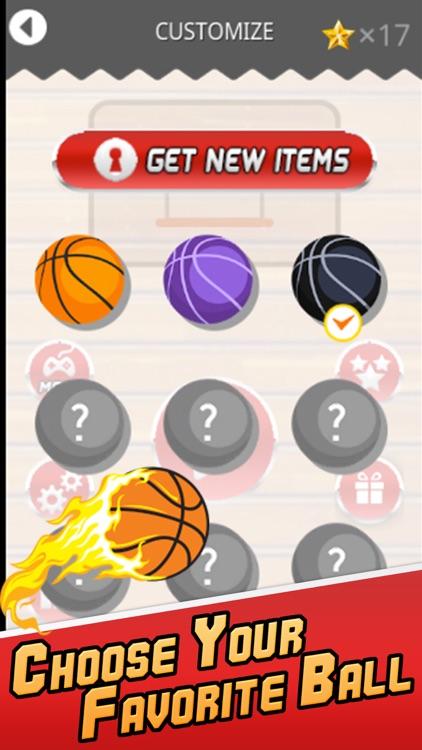 Crazy Basketball Match screenshot-3
