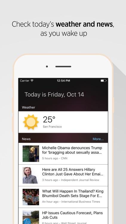 Alarmy Pro (Sleep If U Can) - Alarm Clock screenshot-4