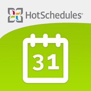 HotSchedules app