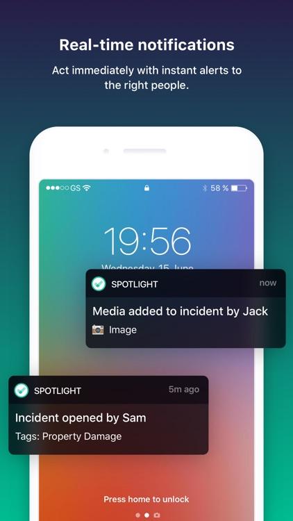 Spotlight - Incident Reporting screenshot-0