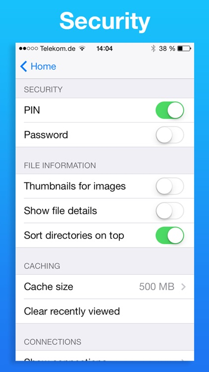 Files United File Manager screenshot-4