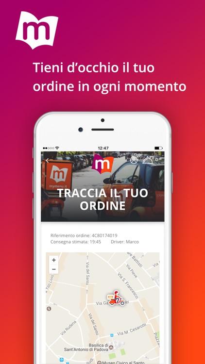 Mymenu Ristoranti a domicilio screenshot-3