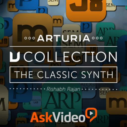 Classic Synths for Arturia V