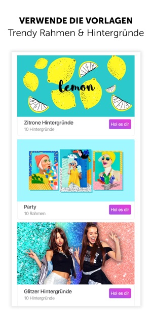 PicsArt Foto & Collage Maker Screenshot