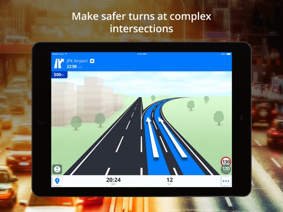 Sygic GPS Navigation & Maps IPA Cracked for iOS Free Download
