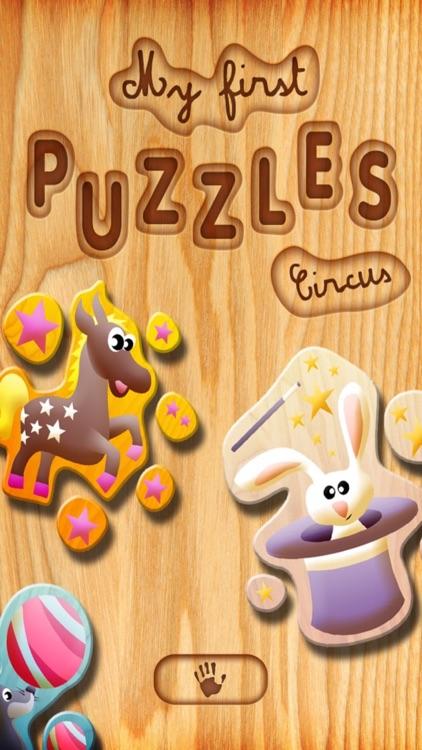 My first puzzles: Circus screenshot-4