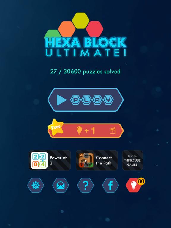 Hexa Block Ultimate! with Spin screenshot 10