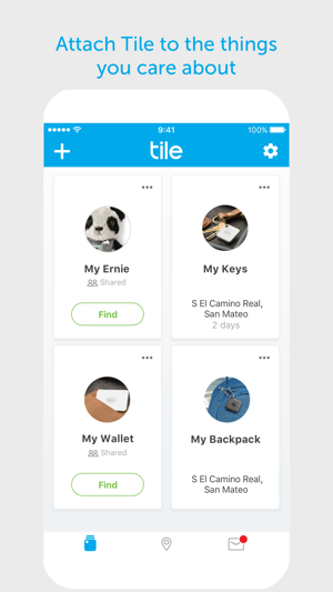 Tile find lost keys phone on the app store screenshots ppazfo