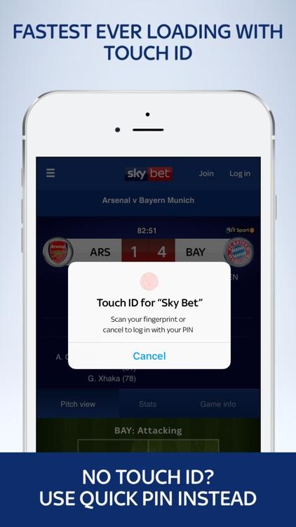 Sky Bet - Sports Betting screenshot-6